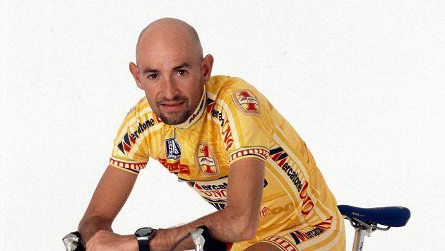 Bývalý cyklista Marco Pantani
