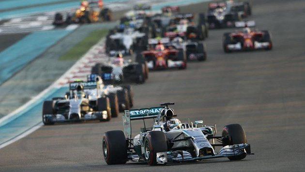 Seriál formule 1 se možná pojede i v Koreji.