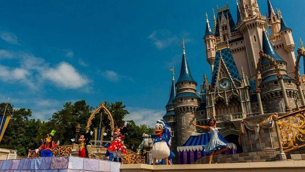 Podvody kvůli medailím s kreslenými postavičkami, i takový je Disney World. (ilustrační foto)