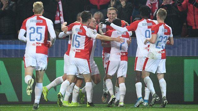 Sestřih zápasu Ligy mistrů Dortmund - Slavia