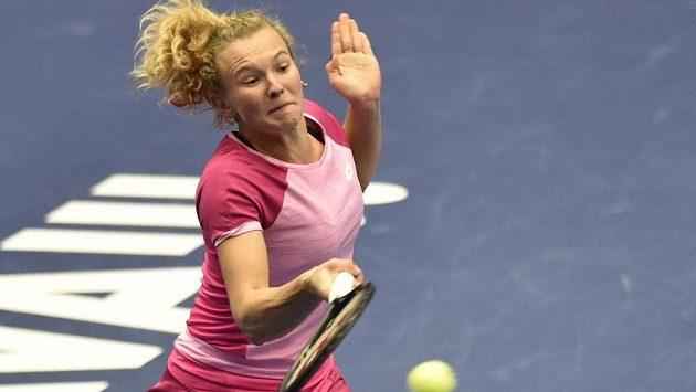 Česká tenistka Kateřina Siniaková