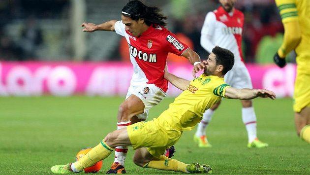 Radamel Falcao patří po svém příchodu do Monaka k nejlepším střelcům Ligue 1.