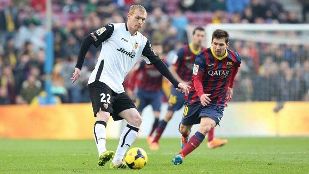 Jérémy Mathieu (22) bude od nové sezóny spoluhráčem Lionela Messiho.