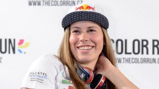 Eva Samková myslí na X-Games na vítězství.
