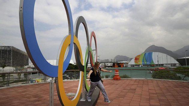Rio se připravuje na olympijské hry.