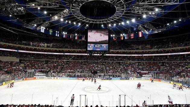 V libeňské O2 areně se namísto hokeje bude hrát finále Fed Cupu.