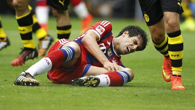 Stoper Bayernu Javier Martínez bude Josepovi Guardiolovi chybět několik měsíců.