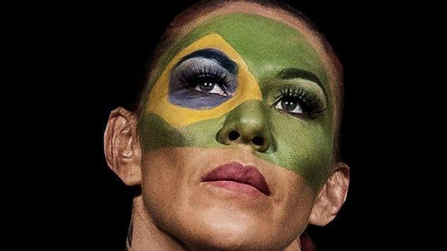 Cris Cyborgová, brazilská zápasnice MMA.