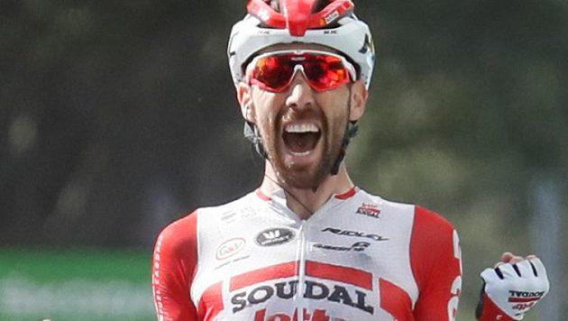 Thomas De Gendt ovládl osmou etapu Tour de France