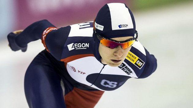 Česká rychlobruslařka Martina Sáblíková zopakovala v Rusku druhou příčku.