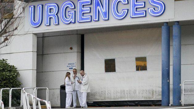 Nemocnice ve francouzském Grenoblu, kde se Michael Schumacher podrobil operaci.