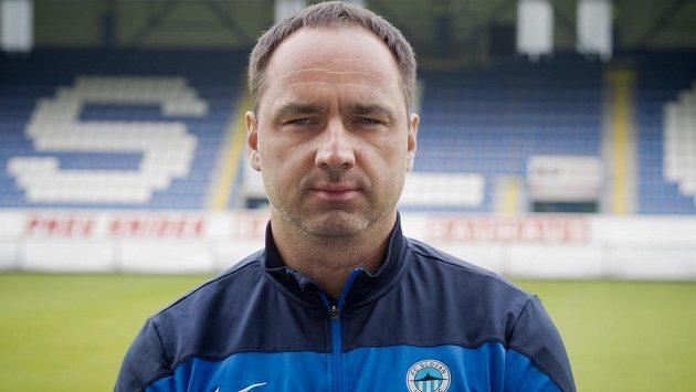 Nový trenér Slovanu Liberec Jindřich Trpišovský.