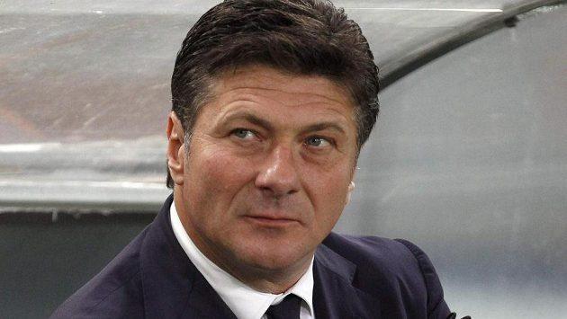 Walter Mazzarri před několika dny opustil lavičku Neapole, nově zamířil do Interu Milán.