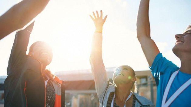 Ať žije mezinárodní den běžců! Hurá!