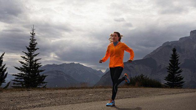 Každá žena by měla zvážit, zda bude v danou chvíli běhání příjemné.