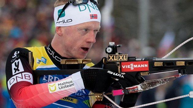 Johannes Thingnes Boe se s mezinárodní unií IBU dohodl na tom, že se vzdá 43 bodů za čtvrté místo