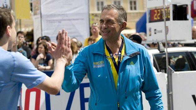 Šéf organizačního výboru RunCzech Carlo Capalbo.