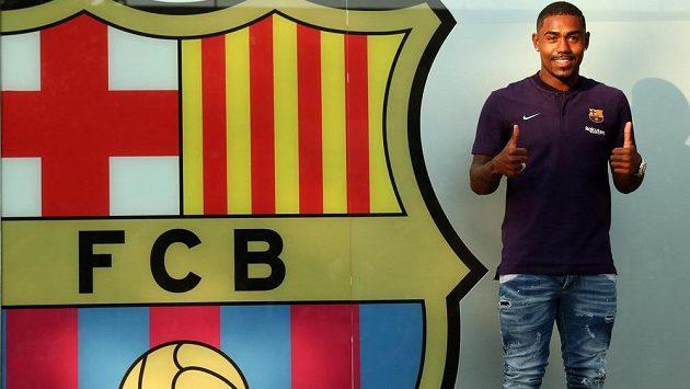 Fotbalová Barcelona získala do svých služeb brazilského záložníka Malcoma.