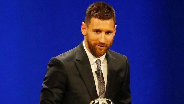 Barcelonský Lionel Messi… Do Edenu přijede nejlepší útočník Ligy mistrů!