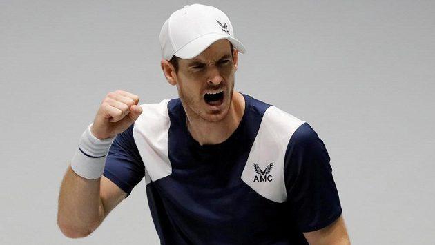 Andy Murray obdržel od pořadatelů turnaje v New Yorku divokou kartu.