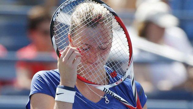 Petra Kvitová se s US Open rozloučila nečekaně už ve 3. kole po prohře se srbskou kvalifikantkou Kruničovou.