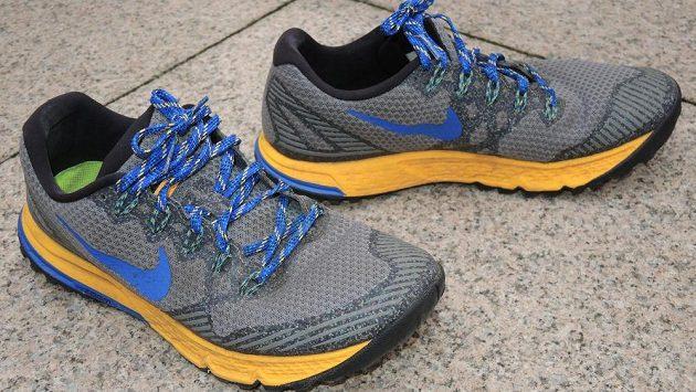Boty Nike Air Zoom Wildhorse 3: Opotřebení po více než 500 kilometrech v terénu je minimální.