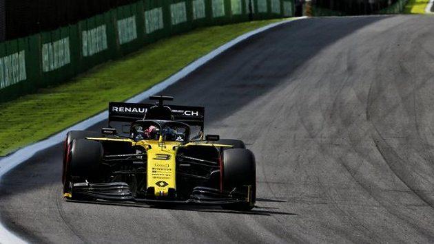 Jezdec F1 Daniel Ricciardo.