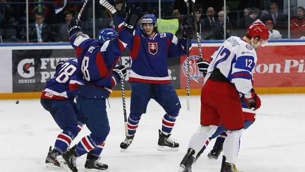 Slováci by chtěli uspořádat olympijský turnaj v roce 2022.