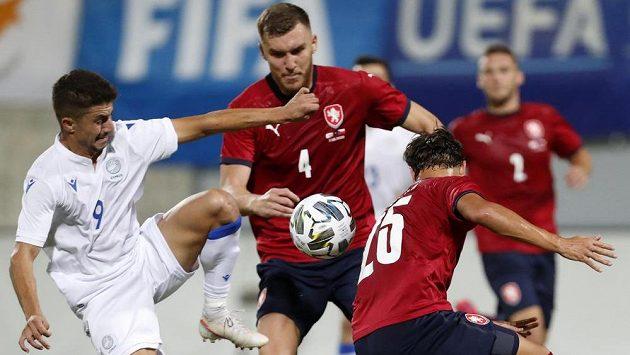 Z celkem jasného zápasu jsme udělali drama, hodnotil přípravu na Kypru trenér Jaroslav Šilhavý