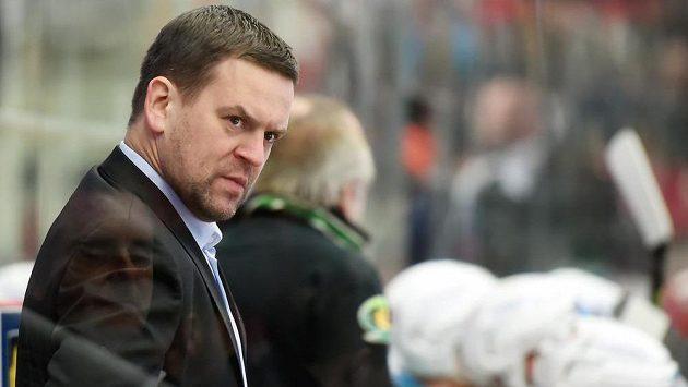 Karlovarský trenér Karel Mlejnek - ilustrační snímek.