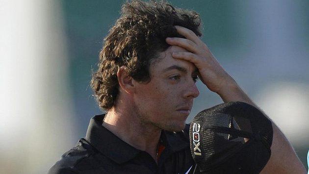 Golfista Rory McIlroy.