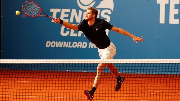 Němec Yannick Hanfmann se stal vítězem prvního tenisového turnaje v době koronavirové pauzy v městečku Höhr-Grenzhausen.