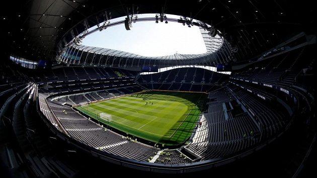 Stadion Tottenhamu Hotspur.
