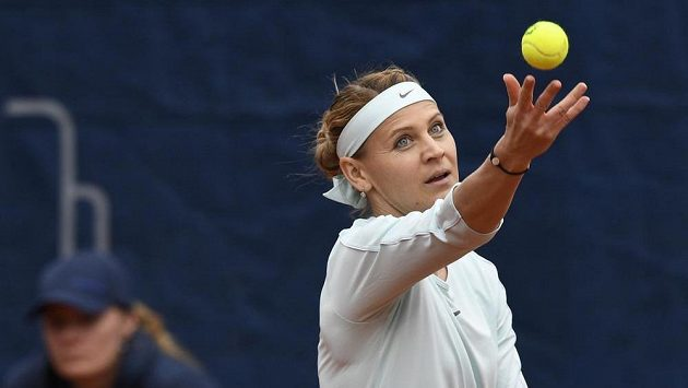 Lucie Šafářová s žádostí v Paříži neuspěla.