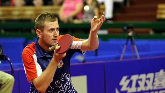 Pavel Širuček je stolním tenistou roku