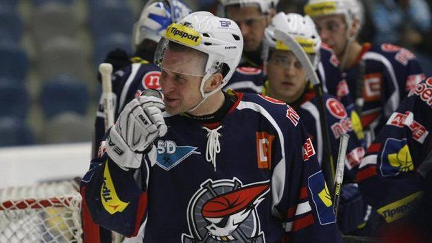 Hokejisty Chomutova už trenér Mikuláš Antonik trénovat nebude.