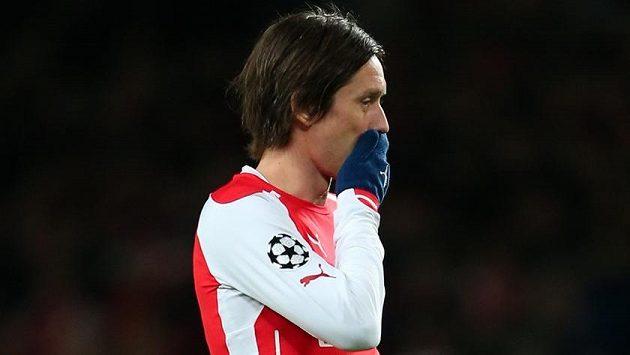 Dočká se Tomáš Rosický letos ještě nějakého zápasu za Arsenal?