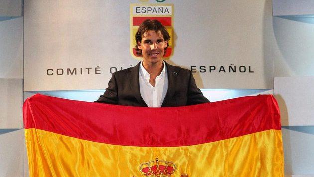 Rafael Nadal se těší na olympiádu.