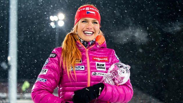 Gabriela Koukalová, dříve Soukalová a další. To jsou naše trumfy, zní z biatlonového svazu.