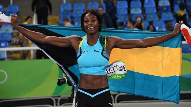 Do Ostravy přijede v roce 2018 na tratích 200 a 400 metrů neporažená olympijská vítězka Shaunae Millerová-Uibová z Baham