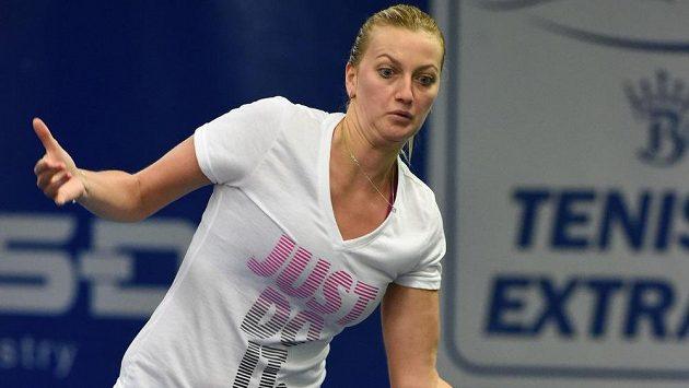 Petra Kvitová se vrací k tenisu.
