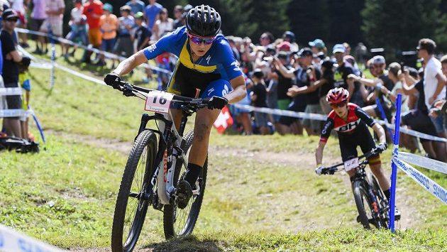 Jenny Rissvedsová ze Švédska triumfovala v Lenzerheide.