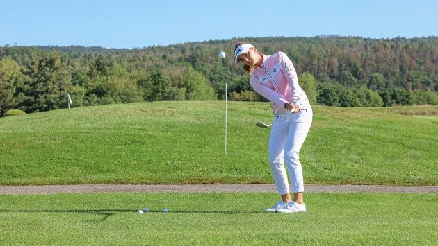 Klára Spilková je hlavní hvězdou Tipsport Czech Ladies Open 2020 v Berouně.