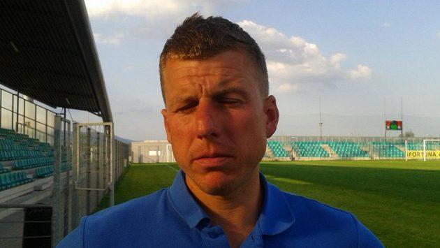 Trenér Jiří Dreiseitl