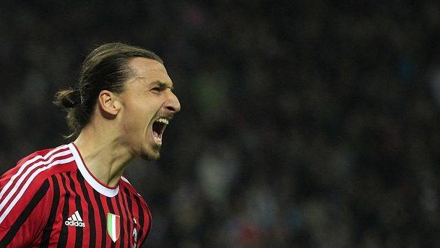 Zlatan Ibrahimovic zase mění dres.