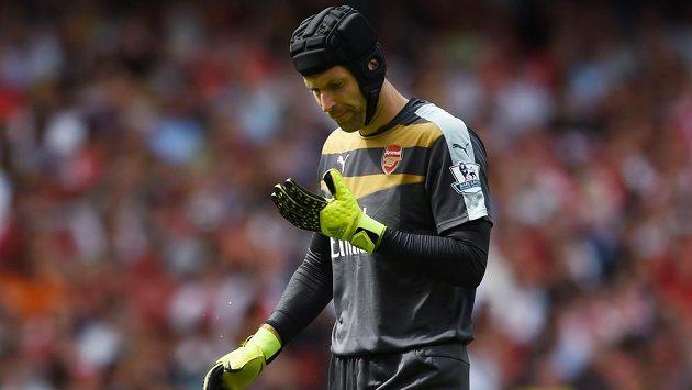 Obstojí Petr Čech v roli opory Arsenalu?