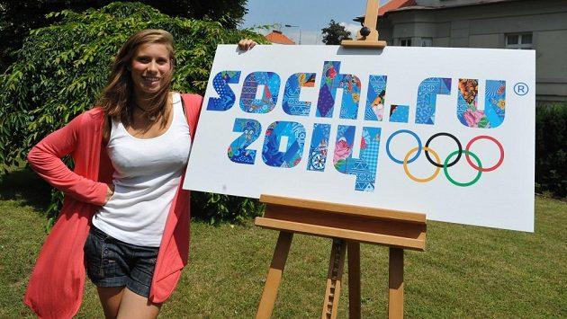 Snowboardistka Eva Samková už vyhlíží zimní olympiádu v Soči. Ilustrační foto.