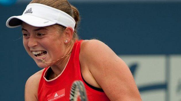 Jelena Ostapenková nebude v Ostravě chybět