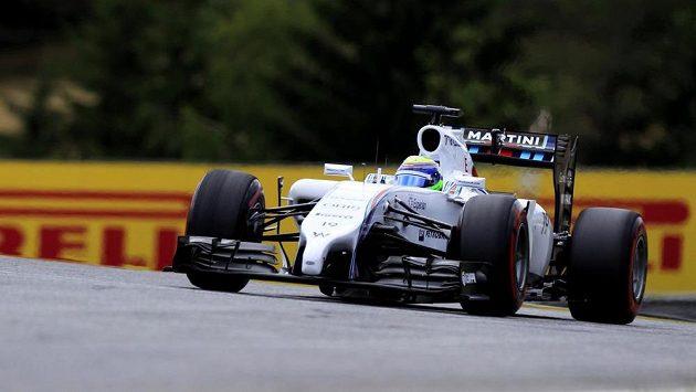 Brazilec Felipe Massa vyhrál kvalifikaci na VC Rakouska.
