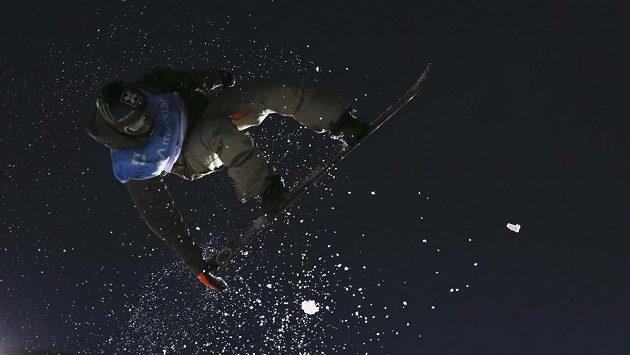 Staale Sandbech z Norska se stal mistrem světa v Big Airu.